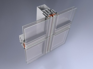 Σειρά 7000 Curtain Wall